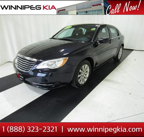 2012 CHRYSLER 200 LX in Winnipeg, Manitoba