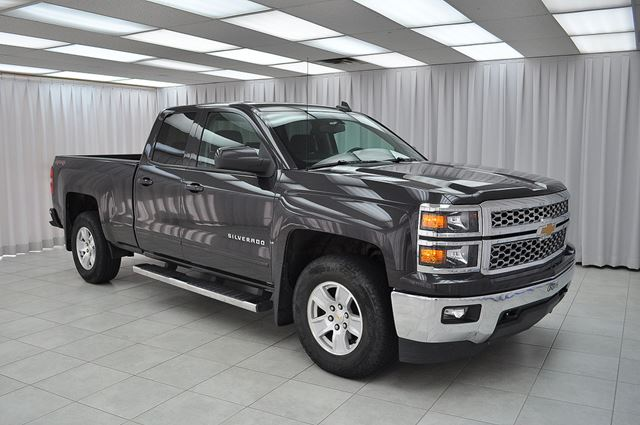 2015 Chevrolet Silverado 1500 LT 4x4 4DR 6PASS CREW CAB w/ BLUETOOTH, HEATED  in Dartmouth, Nova Scotia