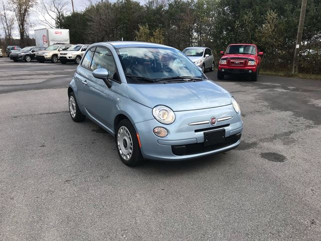 2015 FIAT 500 2dr HB Pop in Ottawa, Ontario