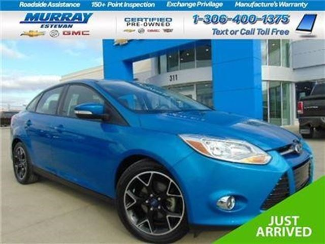 2012 Ford Focus SE in Estevan, Saskatchewan