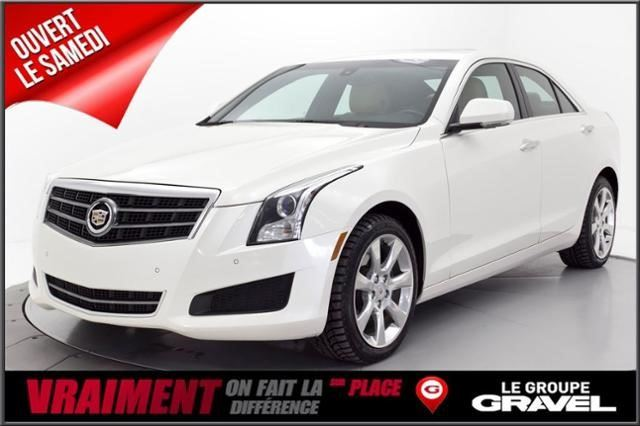 2014 CADILLAC ATS Luxury AWD in Montreal, Quebec