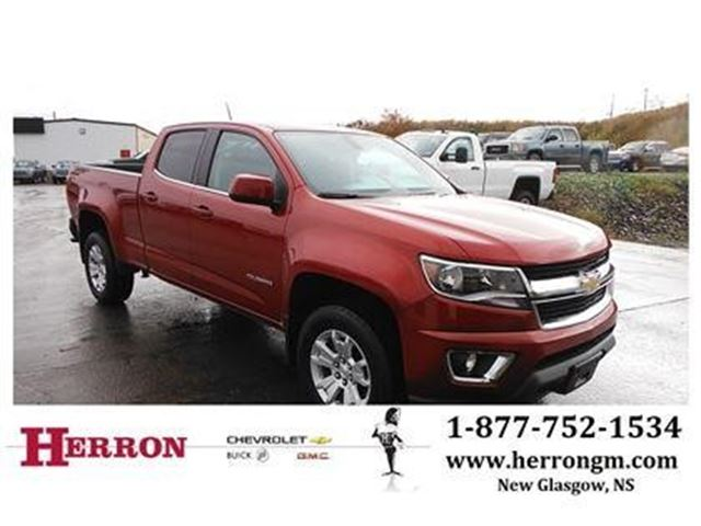 2015 CHEVROLET COLORADO 4WD LT in New Glasgow, Nova Scotia