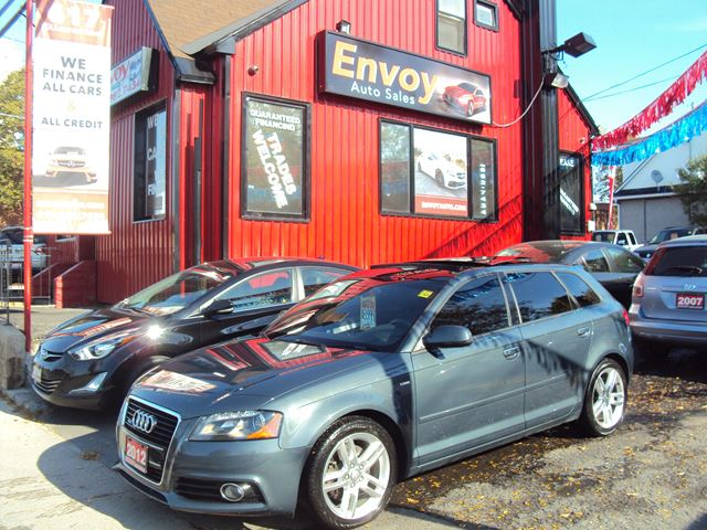 2012 AUDI A3 2.0T S-LINE QUATTRO!!PANO ROOF!!NO ACCIDENTS! in Ottawa, Ontario