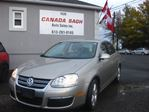 2008 Volkswagen Jetta FREE FREE !! 4 NEW WINTER TIRES OR 12M.WRTY+SAFETY $5750 in Ottawa, Ontario
