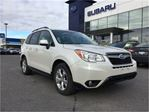 2015 Subaru Forester 2.5i Touring Package in Kingston, Ontario