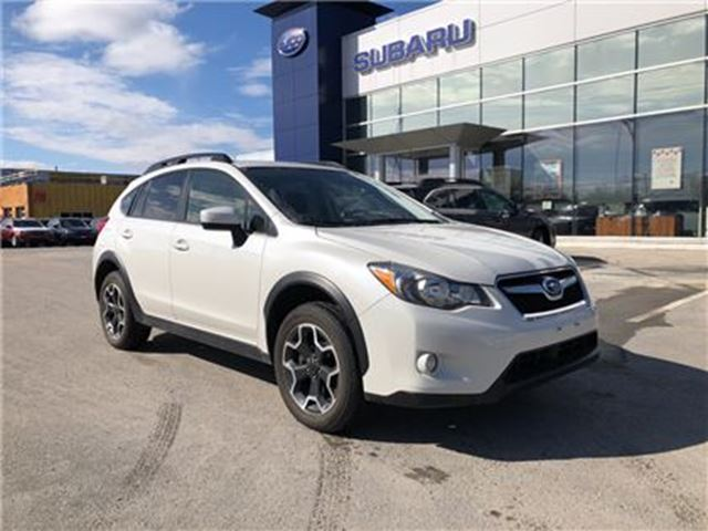 2015 SUBARU XV CROSSTREK 2.0i Touring in Kingston, Ontario