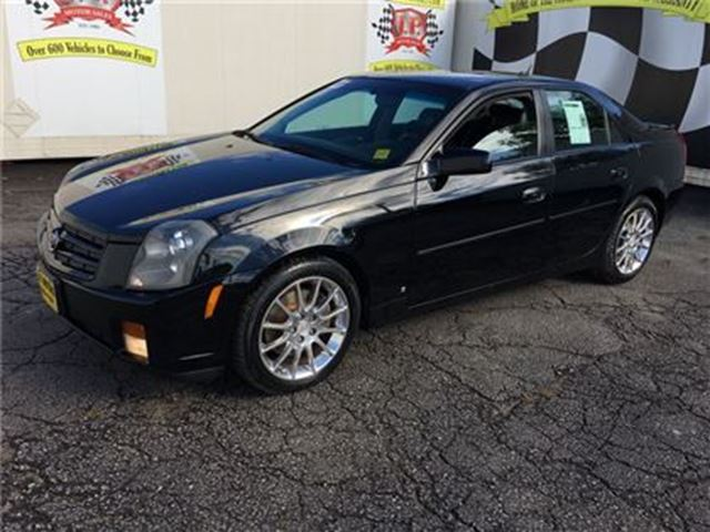 2007 CADILLAC CTS Auto, Leather, Heated Seats, in Burlington, Ontario