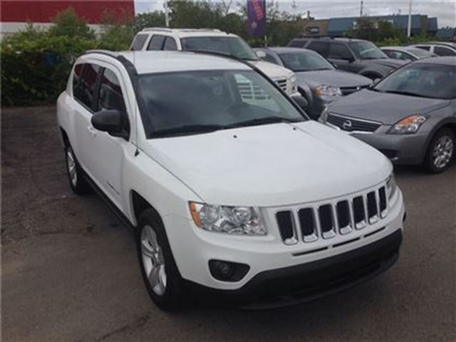 2011 JEEP COMPASS North   4X4   MAGS in London, Ontario