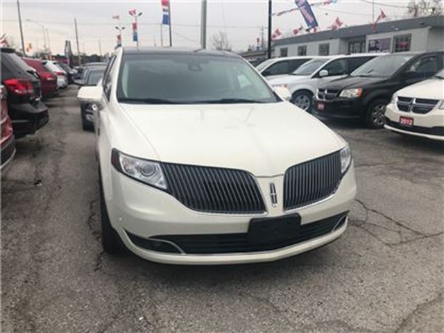 2013 LINCOLN MKT EcoBoost   AWD   NAV   LEATHER   ROOF in London, Ontario