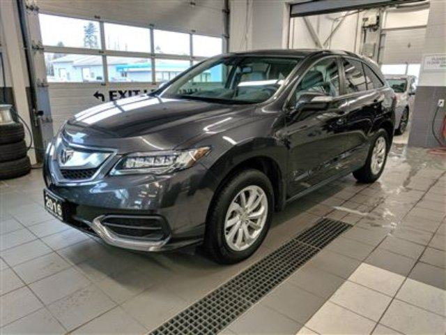 2016 ACURA RDX Technology Package/All Wheel Drive in Thunder Bay, Ontario