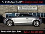 2008 Audi TT 3.2L AWD W/NAVIGATION LEATHER SEATS in Calgary, Alberta