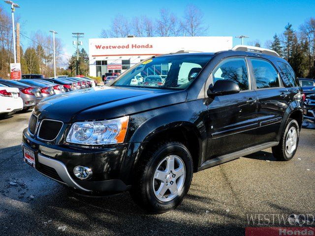2008 PONTIAC TORRENT Base in Port Moody, British Columbia