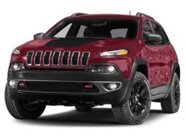 2017 JEEP CHEROKEE Trailhawk in Winnipeg, Manitoba