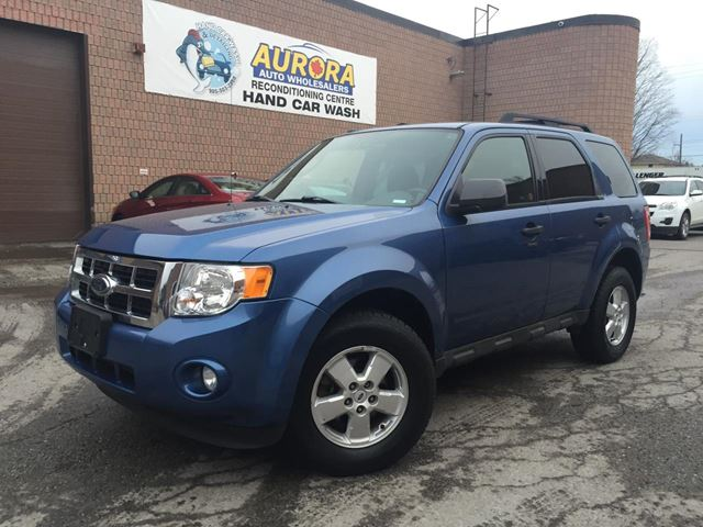 2009 FORD Escape XLT - V6 - POWER SEAT - ALLOYS in Aurora, Ontario