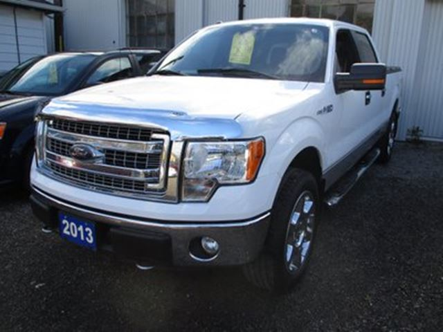 2013 ford f 150 power equipped xlt model xtr package 6 passenge bradford ontario car for sale. Black Bedroom Furniture Sets. Home Design Ideas