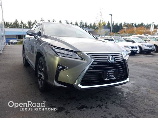 2017 LEXUS RX 350 LUXURY PACKAGE in Richmond, British Columbia