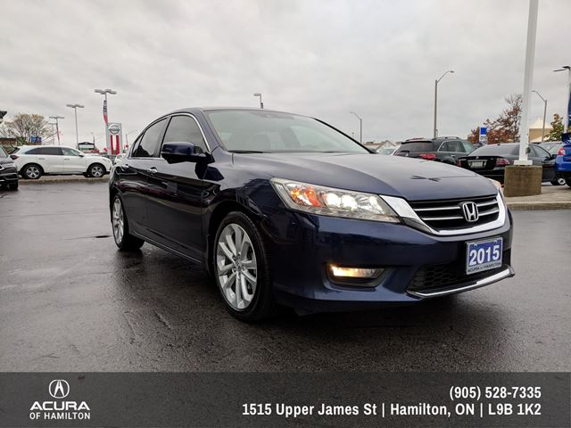 2015 honda accord touring touring edition navigation hamilton ontario car for sale 2919565. Black Bedroom Furniture Sets. Home Design Ideas