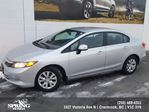 2012 Honda Civic LX $114 BI-WEEKLY in Cranbrook, British Columbia