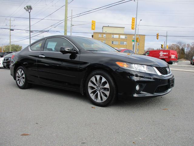 2013 HONDA ACCORD EX-L-NAVI in Kingston, Ontario