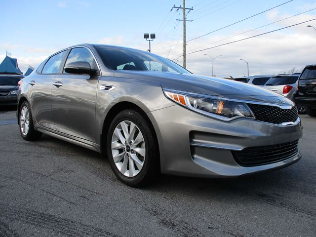 2017 KIA OPTIMA LX in Kingston, Ontario