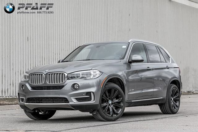 2017 BMW X5 XDrive35i Grey