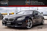 2014 BMW 6 Series 640i xDrive Navi Sunroof Bluetooth 360 Backup Cam Leather Heated Front Seats 19Alloy Rims in Bolton, Ontario