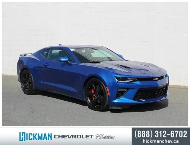 Hickman Motors St Johns >> 2016 Chevrolet Camaro Ss Hickman Motors Limited St John