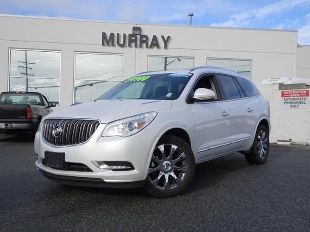 2016 BUICK ENCLAVE Premium in Abbotsford, British Columbia