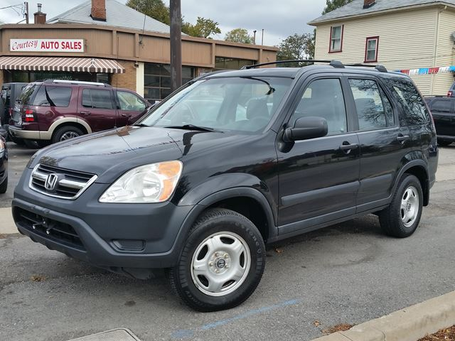 2004 HONDA CR-V LX 4WD in St Catharines, Ontario