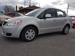 2008 Suzuki SX4 AUTOMATIC, POWER GROUP, AC, ONLY 117 KMS in Ottawa, Ontario