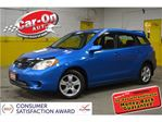 2008 Toyota Matrix XR AUTOMATIC LOADED in Ottawa, Ontario
