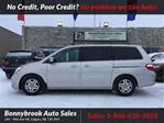 2007 Honda Odyssey EX-L LEATHER 2 SETS OF TIRES AND RIMS in Calgary, Alberta