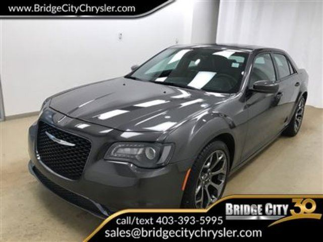 2016 CHRYSLER 300 S Package! Beats Audio and Panoramic Sunroof! in Lethbridge, Alberta