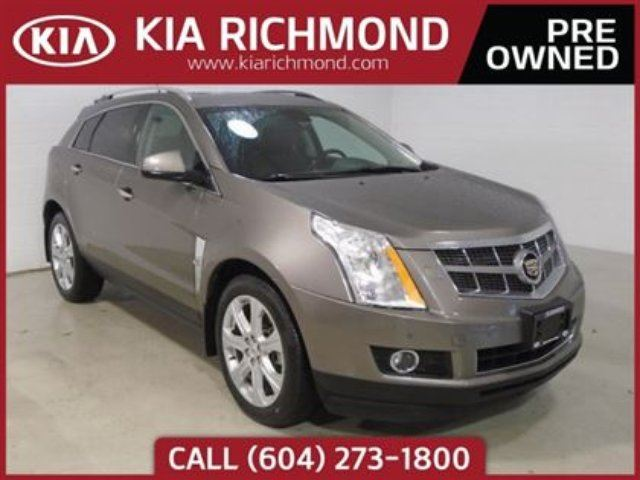 2011 CADILLAC SRX 3.0 Performance I AWD I LEATER HEATED SEATS I PREM in Richmond, British Columbia