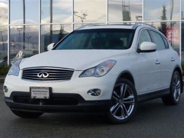 2011 INFINITI EX35 *Excellent Condition* in North Vancouver, British Columbia