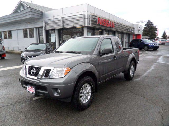 2016 NISSAN FRONTIER SV 4x4 King Cab 6 ft. box 126 in. WB in Kamloops, British Columbia