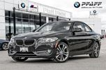 2015 BMW 228i xDrive in Mississauga, Ontario