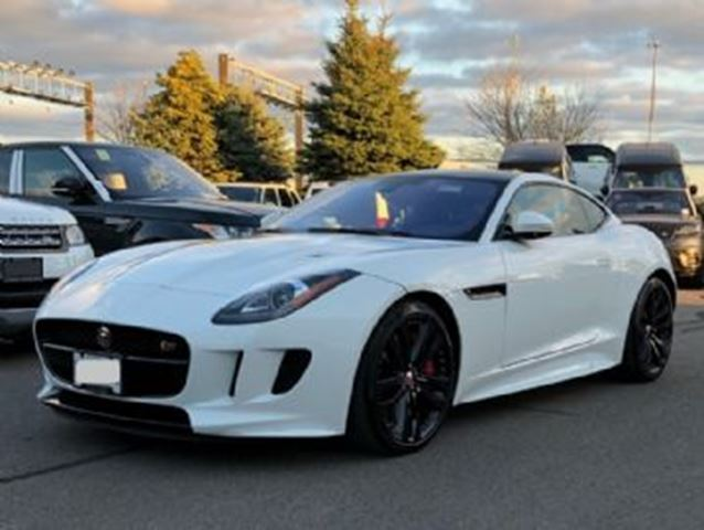 2017 JAGUAR F-TYPE S AWD ~LOADED~ in Mississauga, Ontario