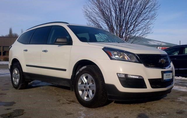 2015 Chevrolet Traverse LS in Altona, Manitoba