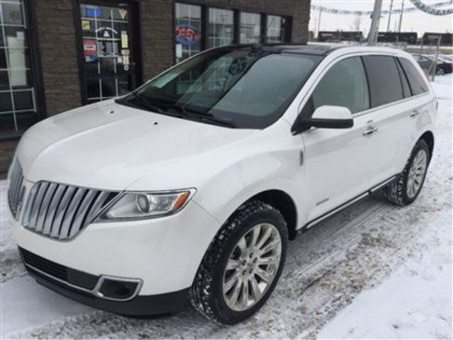 2011 LINCOLN MKX LOADED 123K! NICE! in Edmonton, Alberta