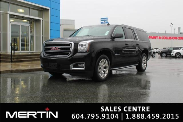2017 GMC YUKON XL SLT in Chilliwack, British Columbia