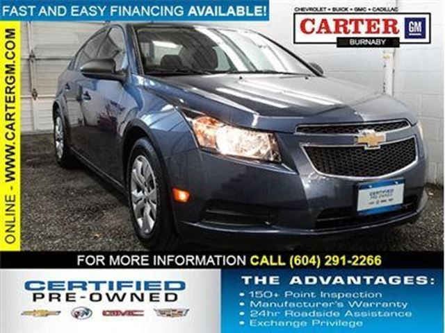 2014 CHEVROLET CRUZE 1LS in Burnaby, British Columbia