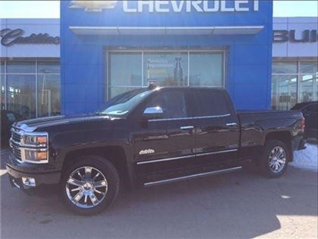 2015 Chevrolet Silverado 1500 High Country in Hawkesbury, Ontario