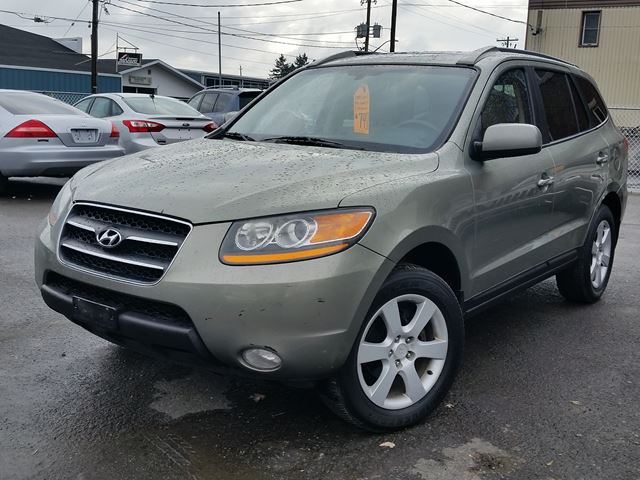 2009 Hyundai Santa Fe Limited AWD  in Port Colborne, Ontario