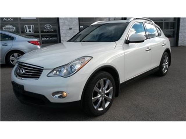 2011 INFINITI EX35 Luxury in Guelph, Ontario