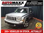 2016 Jeep Patriot High Altitude 4x4 w/Leather/Sunroof! in Calgary, Alberta