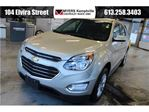2016 Chevrolet Equinox LT Heated Seats and Back Up Camera in Kemptville, Ontario