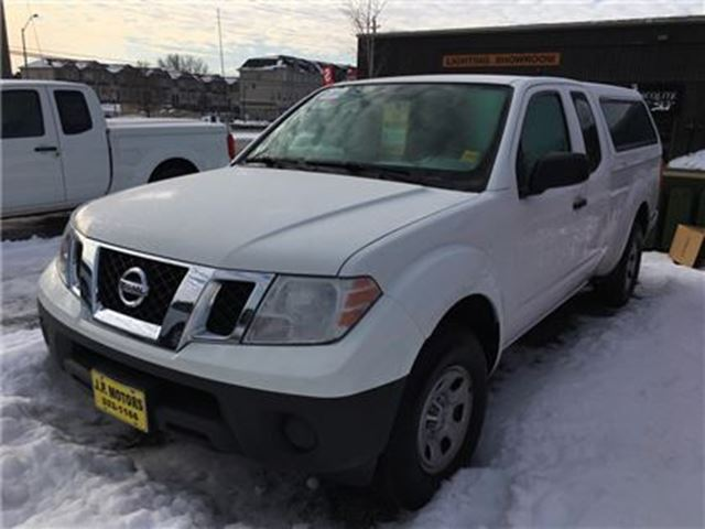 2014 nissan frontier s extended cab automatic. Black Bedroom Furniture Sets. Home Design Ideas