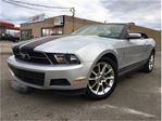 2010 Ford Mustang V6 LEATHER NEW TIRES CHROME MAGS in St Catharines, Ontario