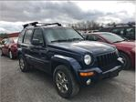 2004 Jeep Liberty Limited Edition in Ottawa, Ontario